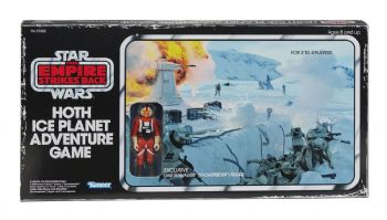 Star Wars The Retro Collection Hoth Ice Planet Adventure Game - Pre-order Pat Later